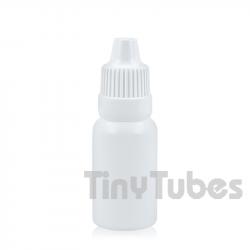 20ml Weiß Tropfflasche