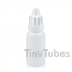 30ml Weiß Tropfflasche