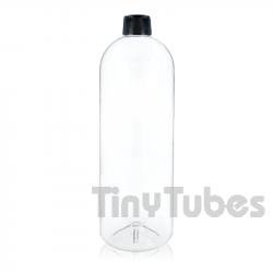 1000ml Transparent Flasche