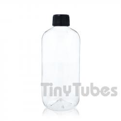 500ml Transparent Flasche