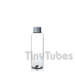 100ml Transparenter Tall Pet Flasche