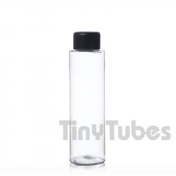 75ml PET Transparent TUBE Flasche