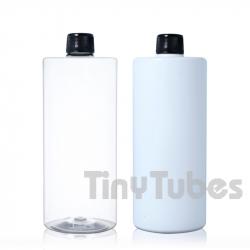400ml PET TUBE Flasche