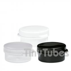 10ml Muster Jar mit Scharnierdeckel