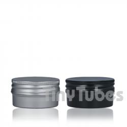 15ml Aluminium Pillendosen