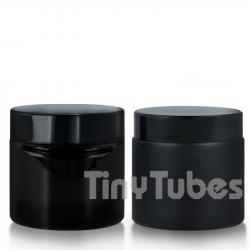 100ml Tiegel aus Glas