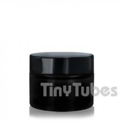 50ml Tiegel aus Glas