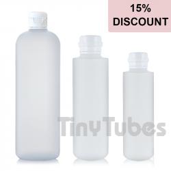 120ml Natural B3-IP Bottle mit Flip-Top