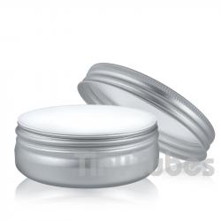 100ml Aluminium Pillendosen Polypropylene inner