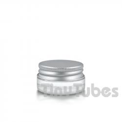 5ml Transparent Tiegel Aus Glas