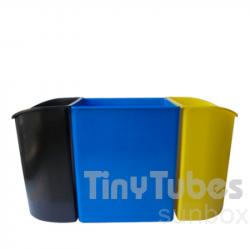 13,5 Liter Mini-Mülleimer